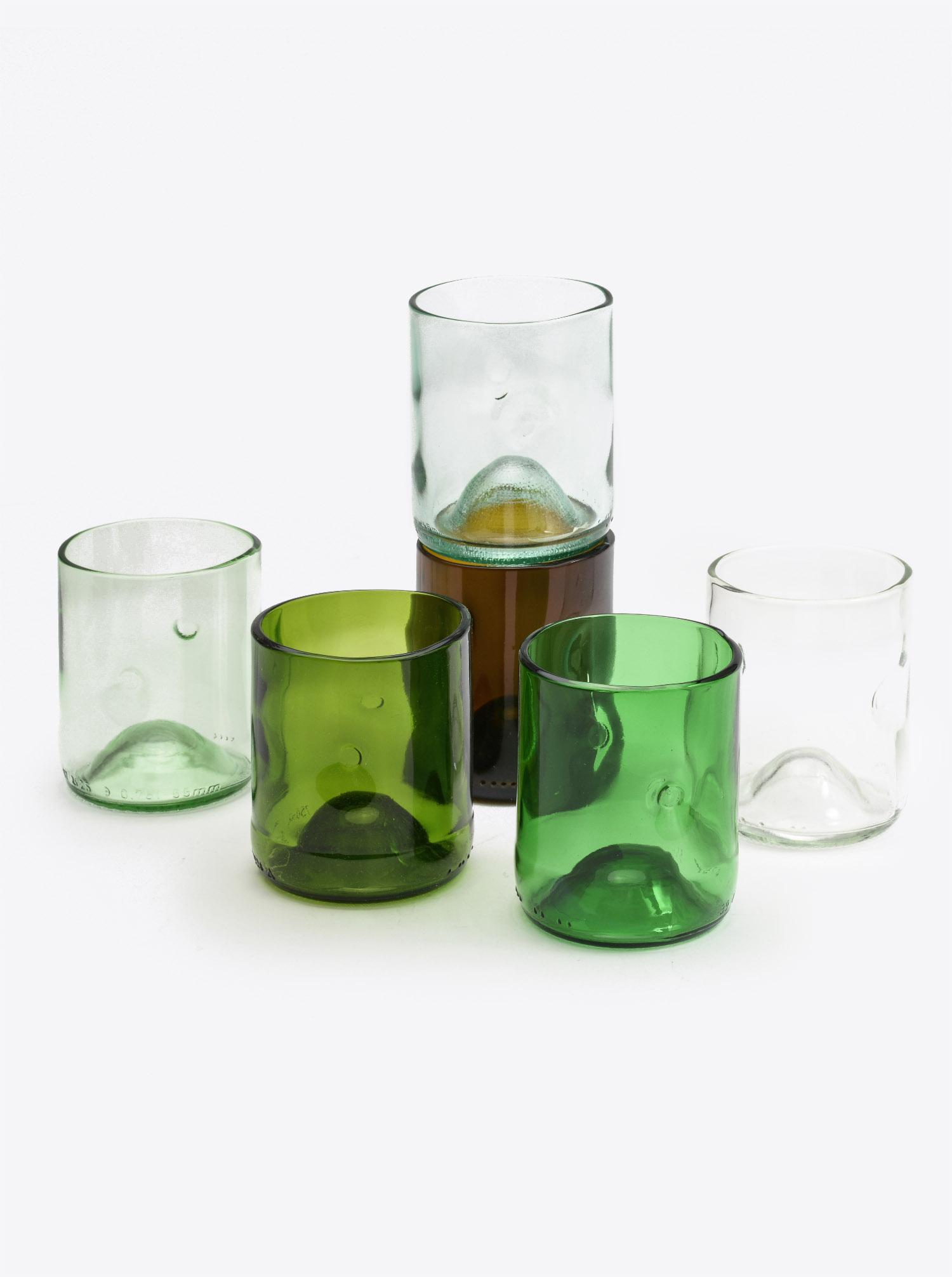 Glas Set 6 Stück mit Box