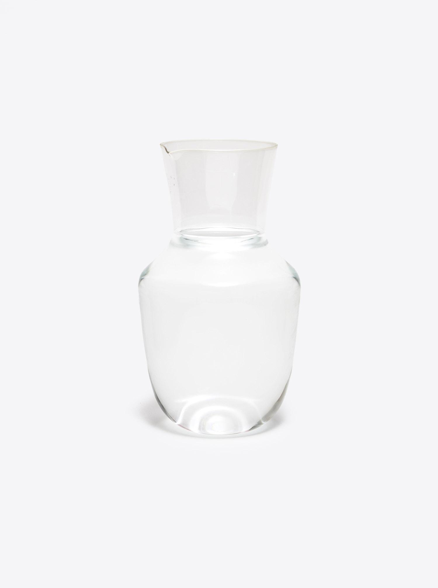 Karaffe Alpha Glas klar