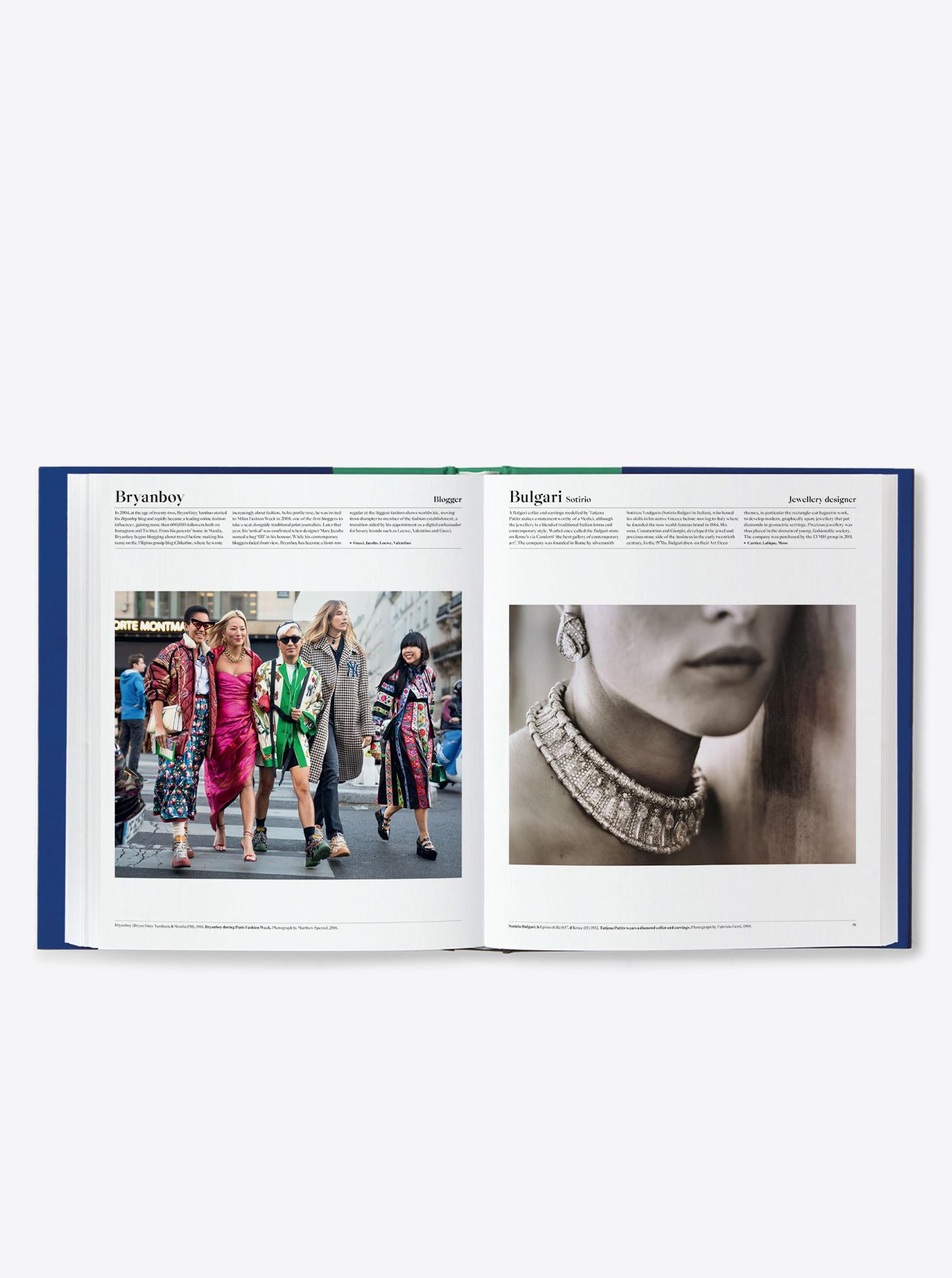 """Buch """"The Fashion Book"""" - auf Vorbestellung"""