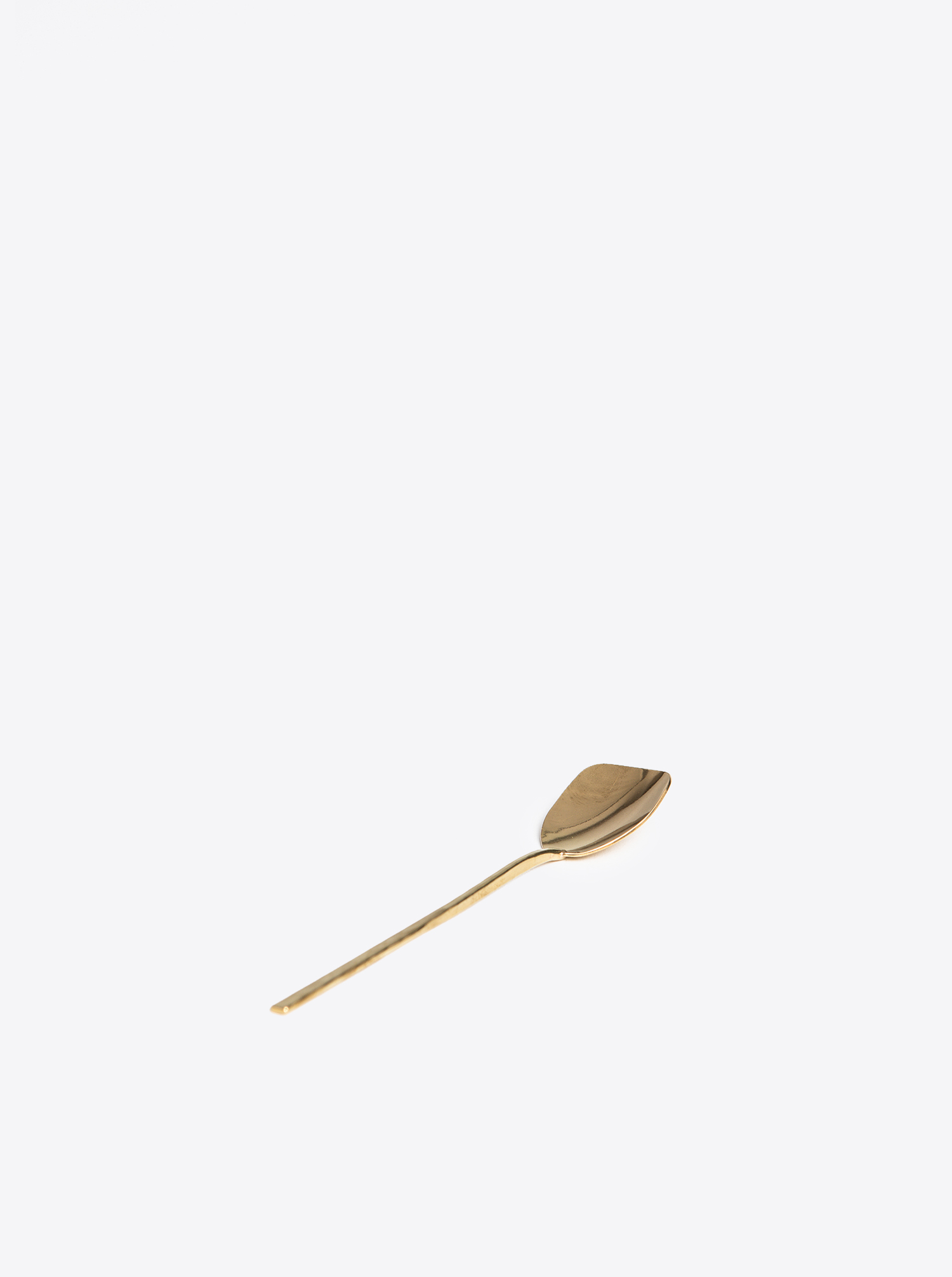 Soft Ice Spoon in Brass