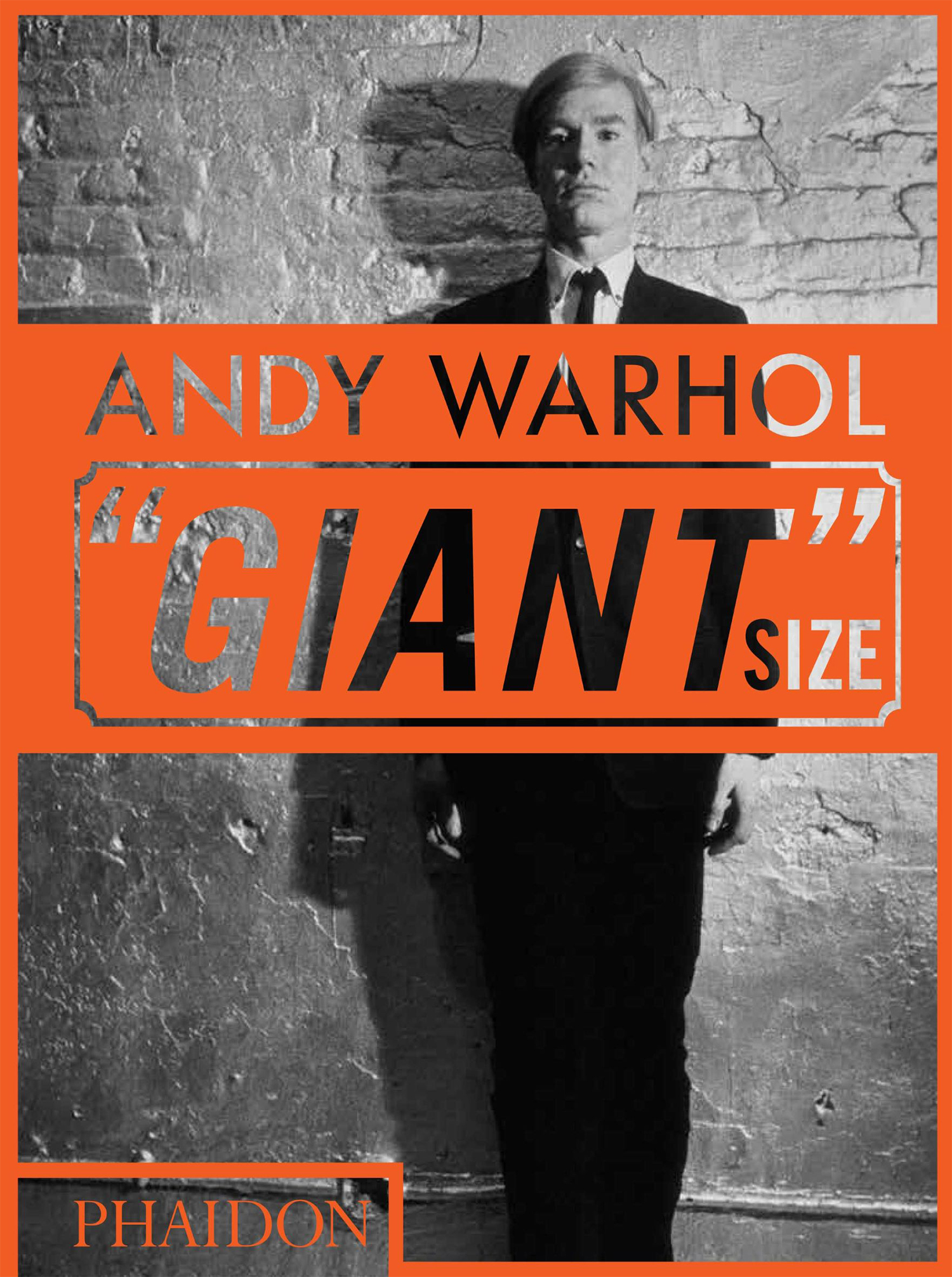 """Buch """"Andy Warhol: Giant Size"""" Kleinformat"""