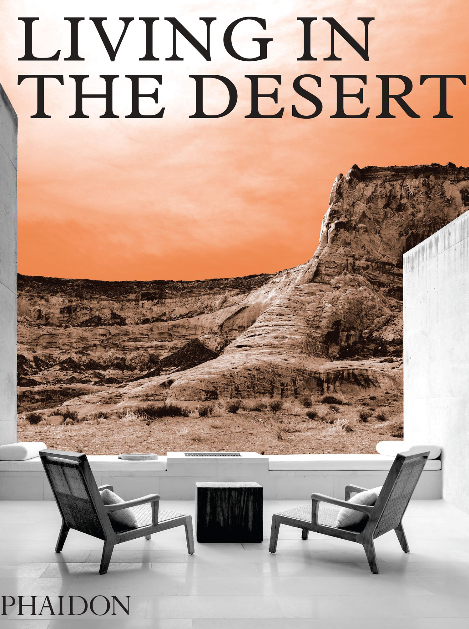 "Buch ""Living in the Desert"""