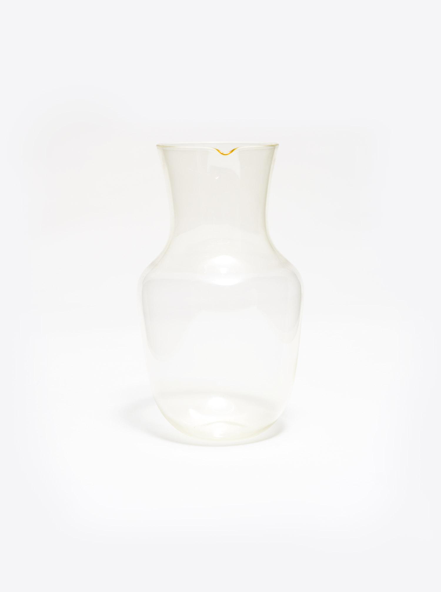 Carafe Alpha Glass citrin