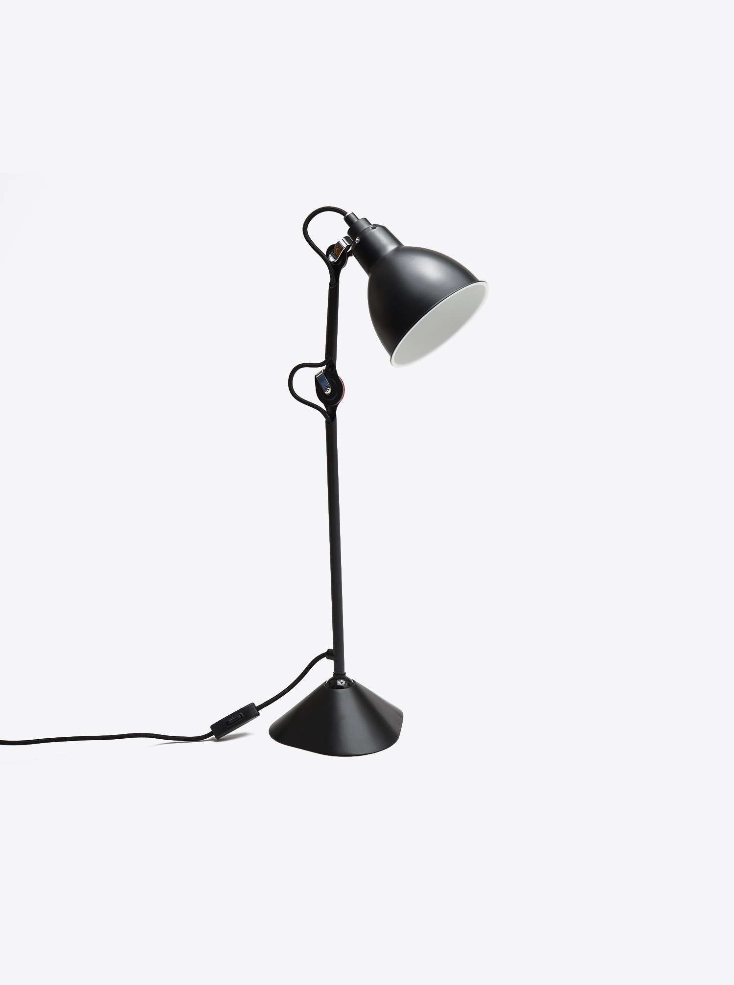 Table Light Lampe Gras 205 black