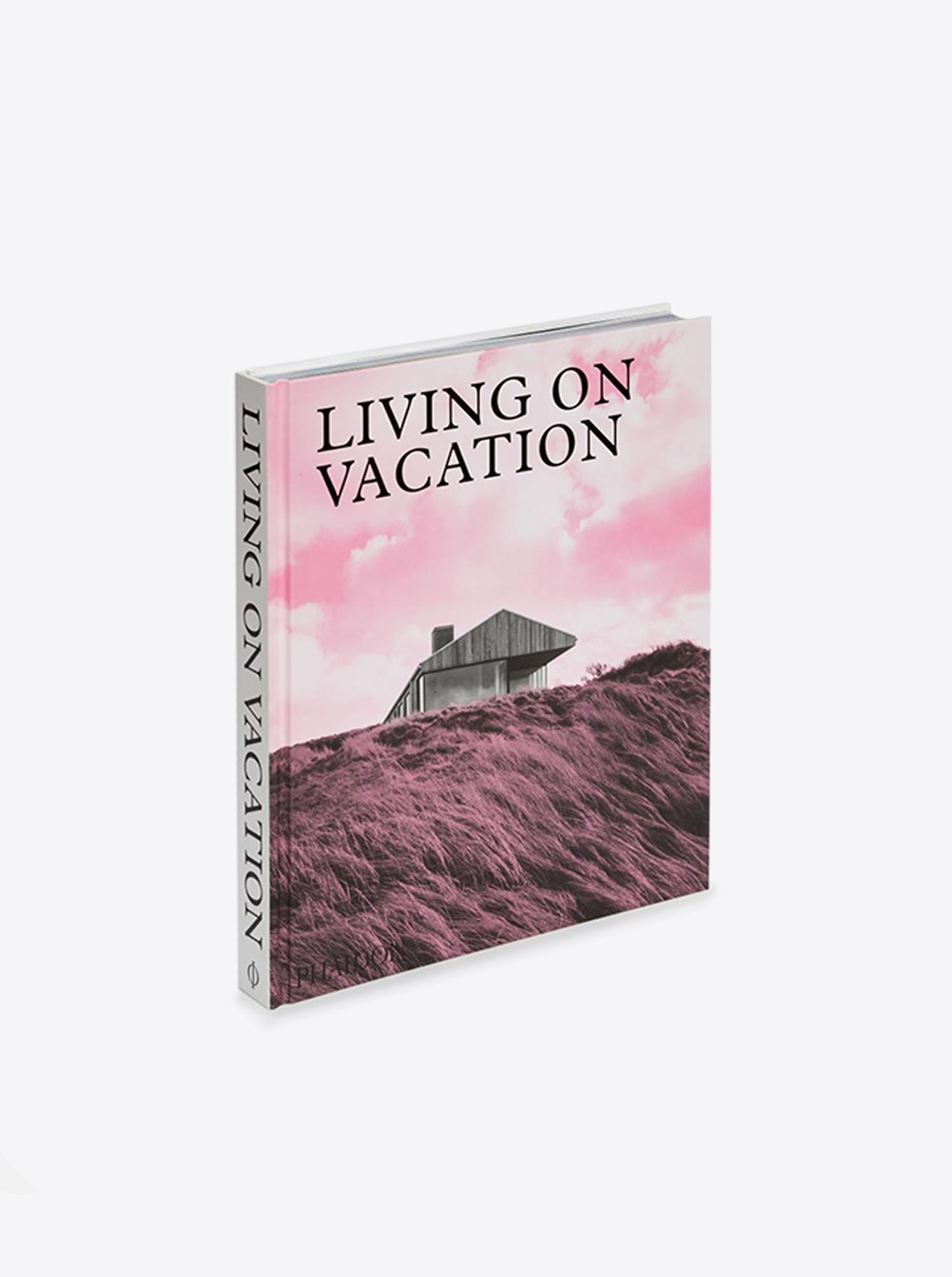 """Buch """"Living on Vacation"""" - auf Vorbestellung"""