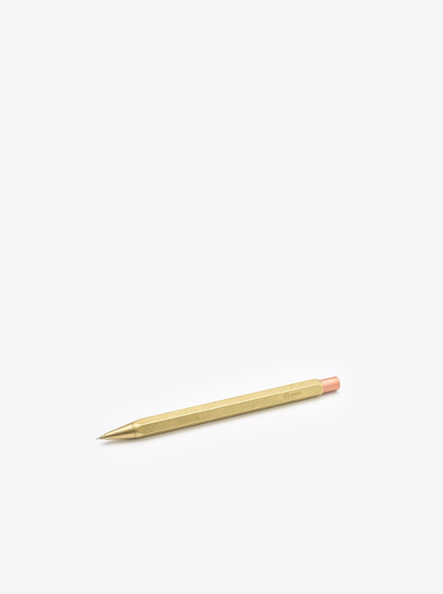 Mechanical Pencil Brass polished