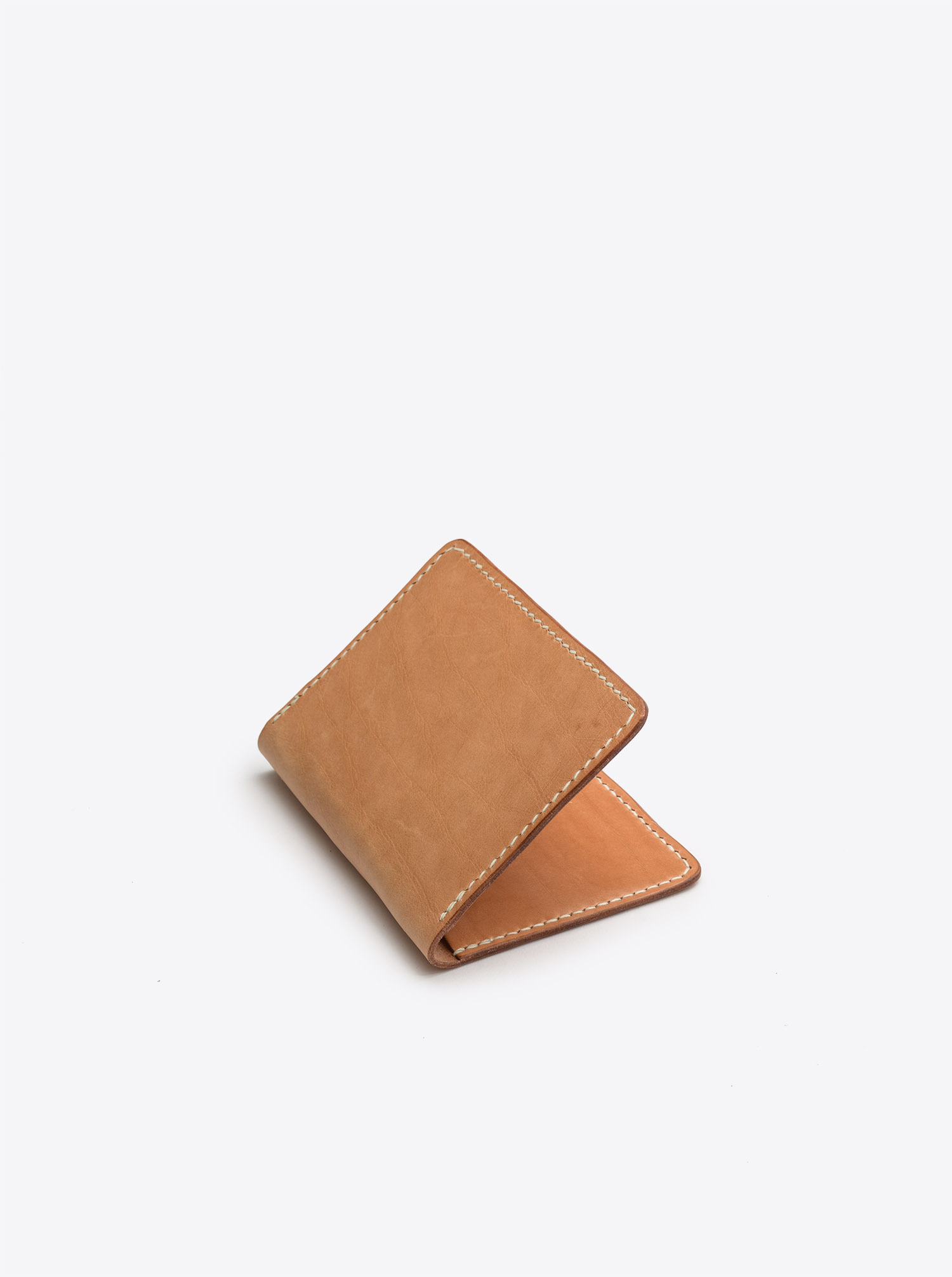 Passport Holder Cowhide Leather
