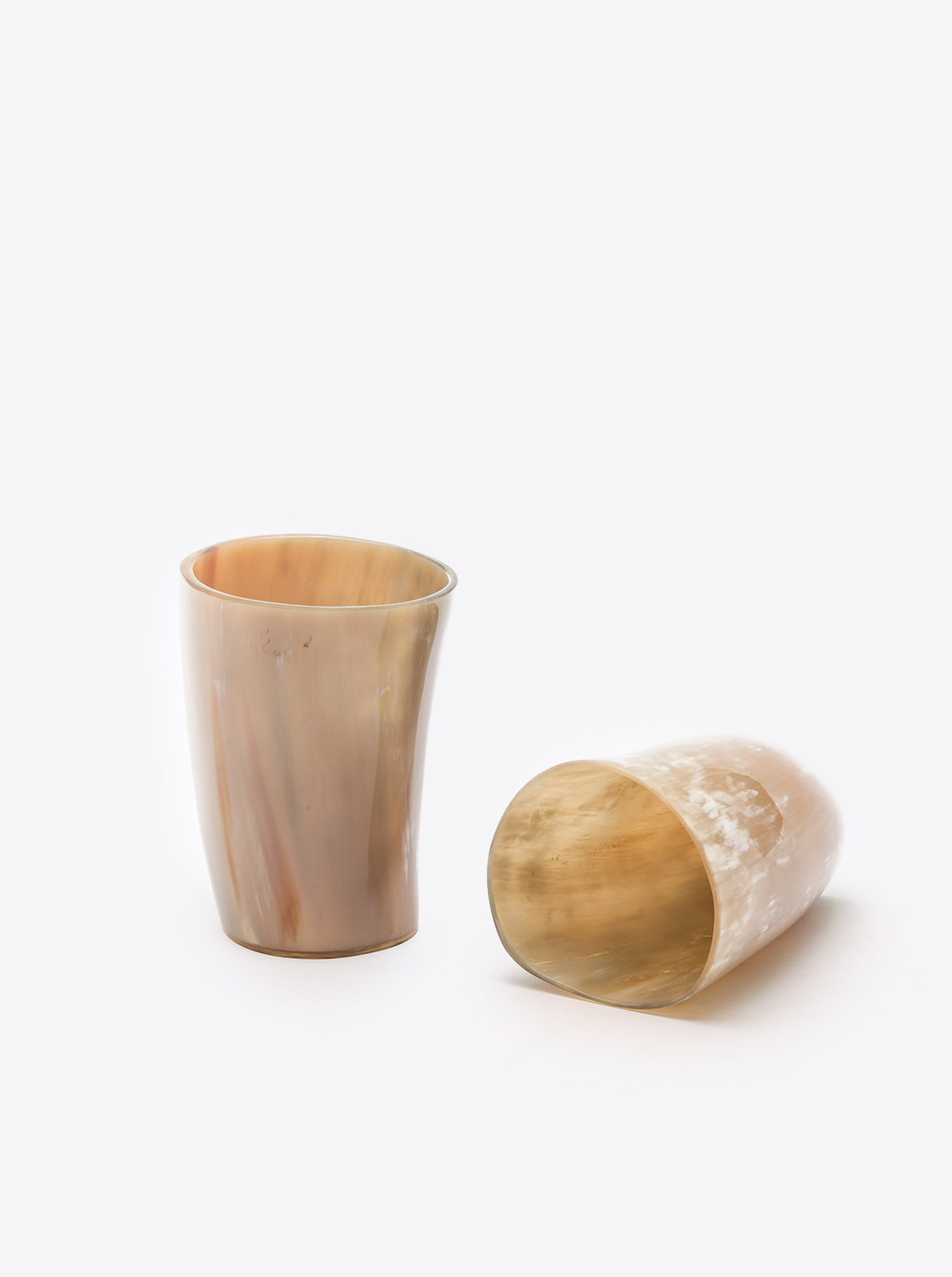 Cup made of Horn light L