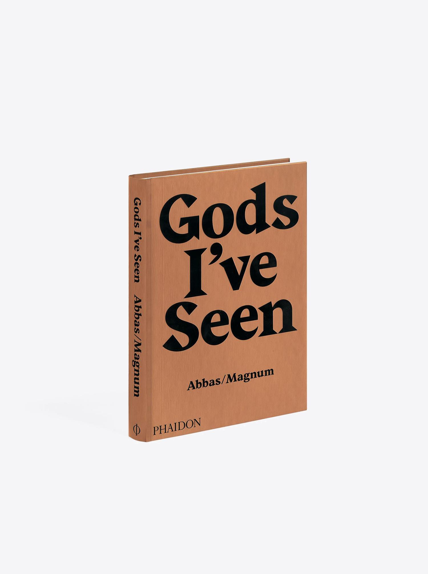 """Buch """"Abbas / Magnum: Gods I´ve seen"""""""