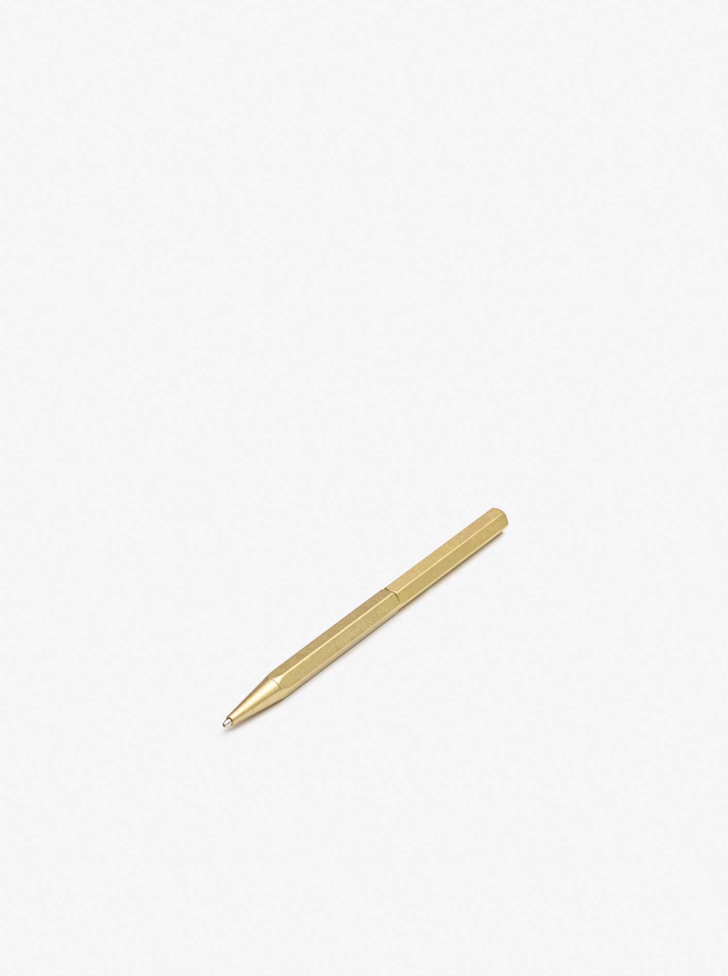 Ballpoint Pen Brass