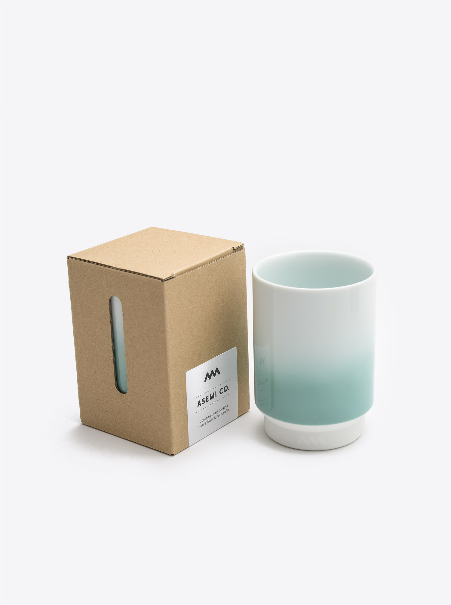 Teacup Hasami L mint