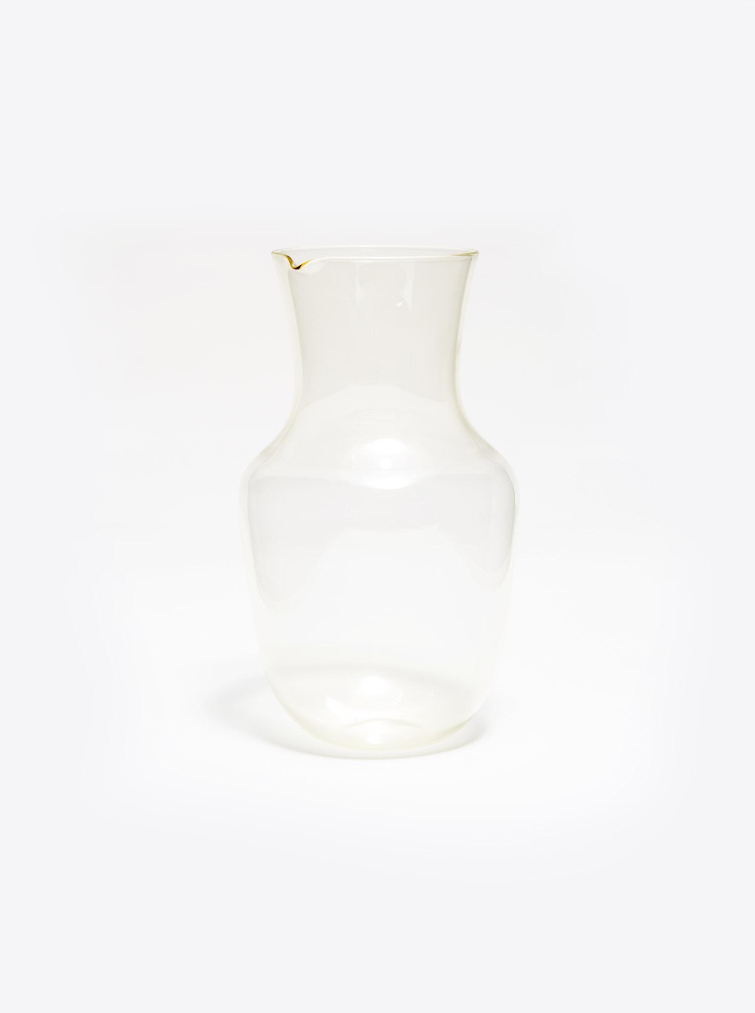 Karaffe Alpha Glas citrin