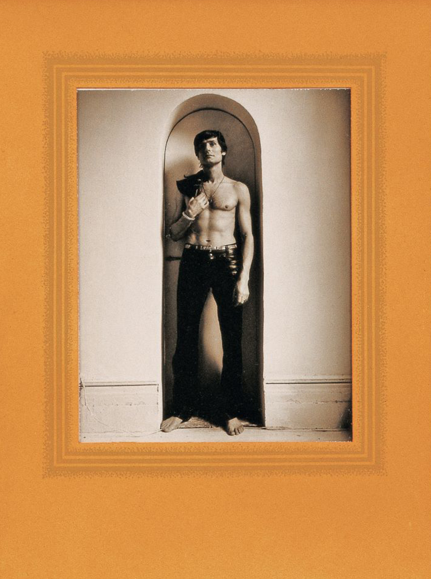 "Book ""Mapplethorpe"""