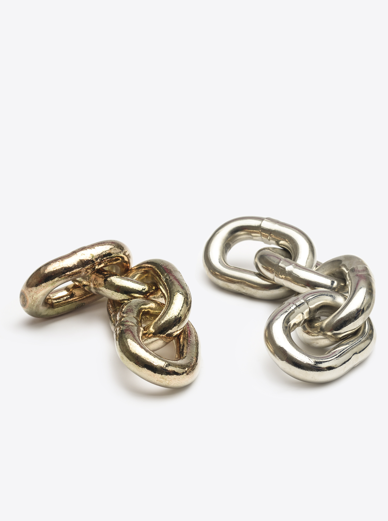 Paperweight Chain Iron nickel plated
