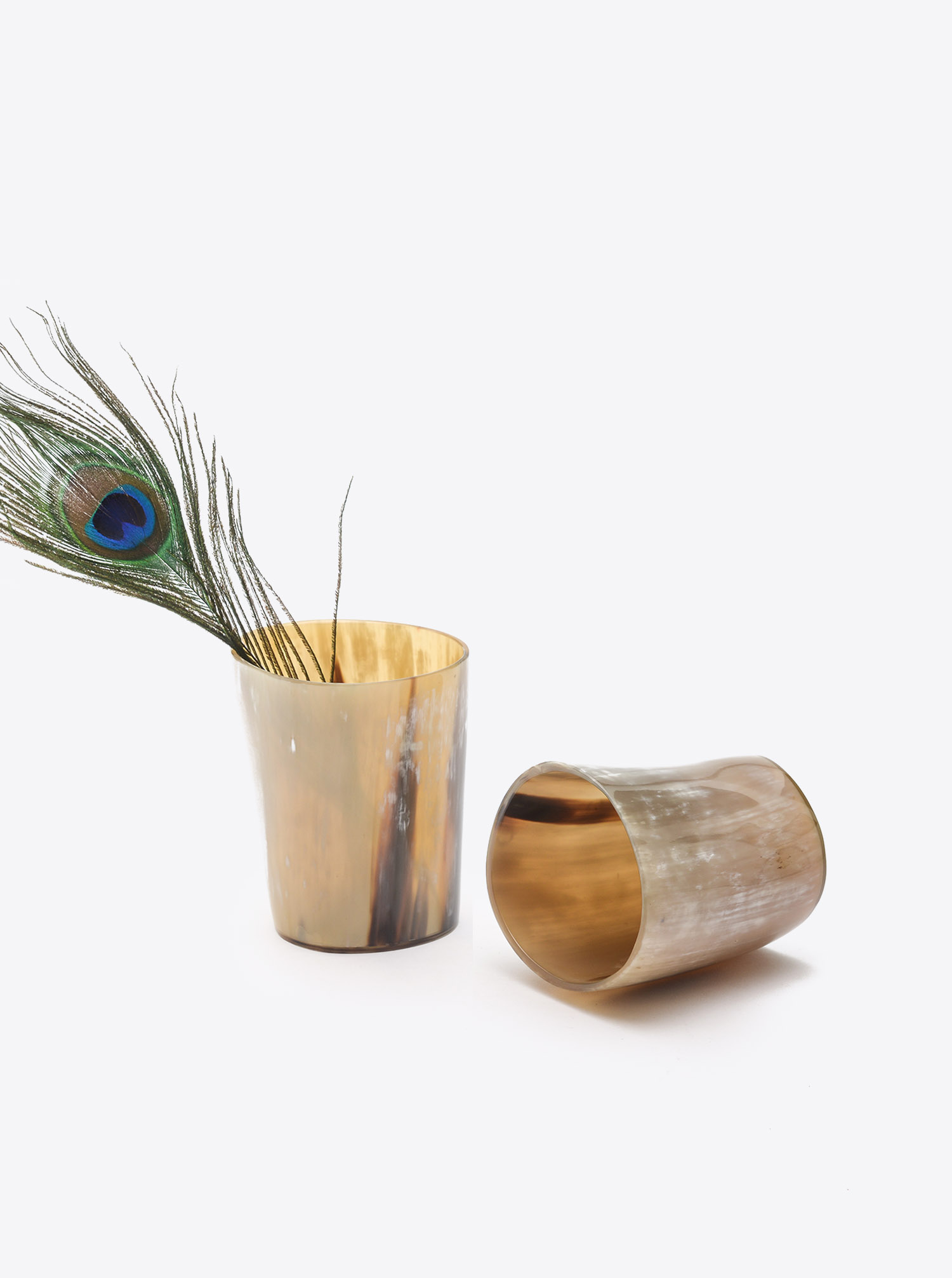 Cup made of Horn light M