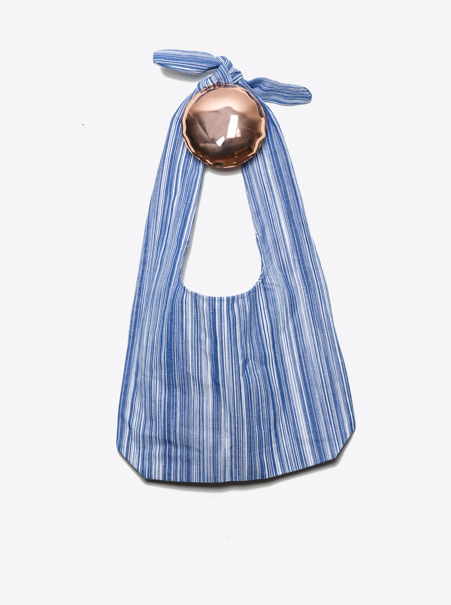 Bag Furoshiki Stripe blue