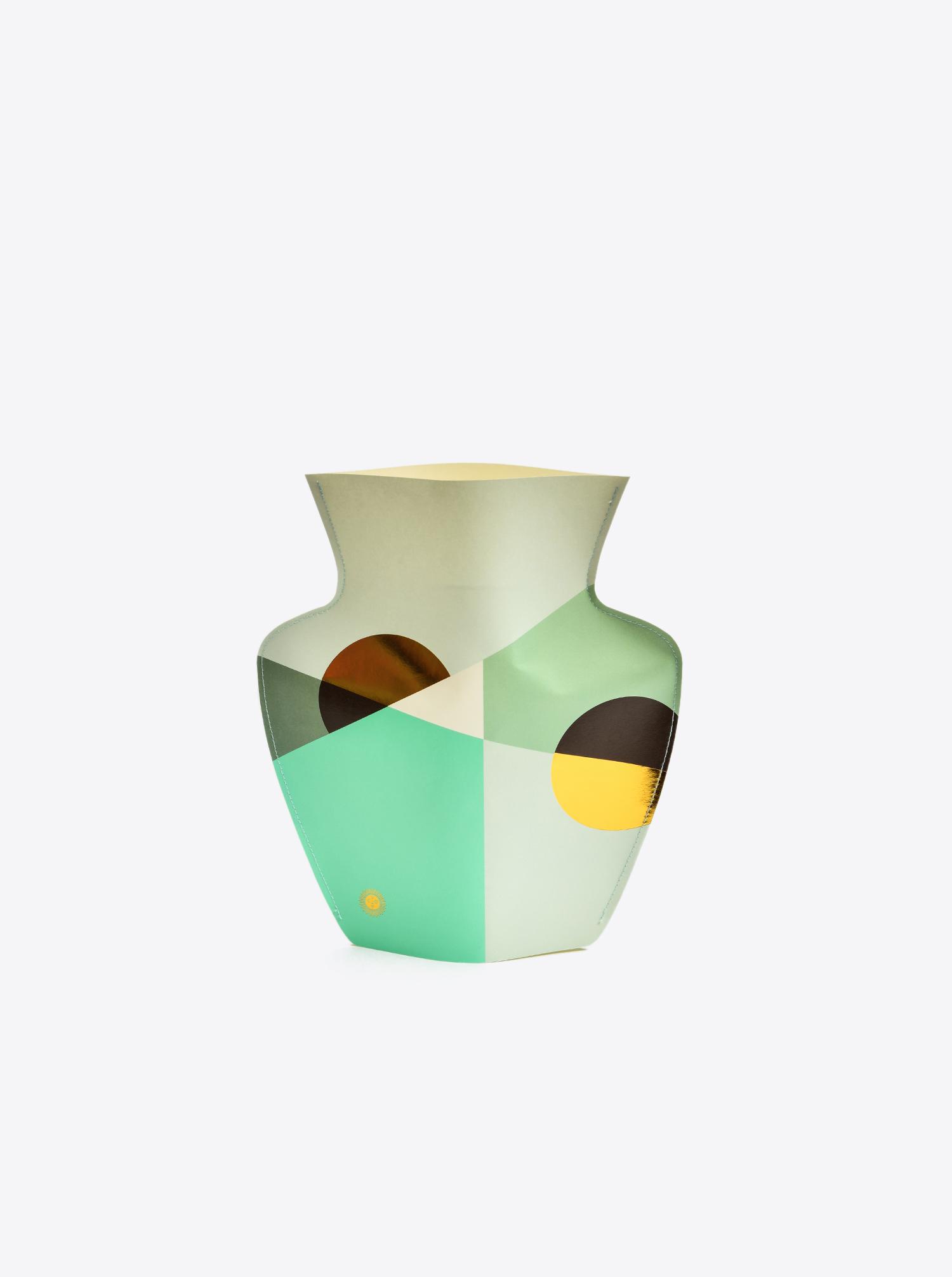 """Papier Vase """"Siena"""""""