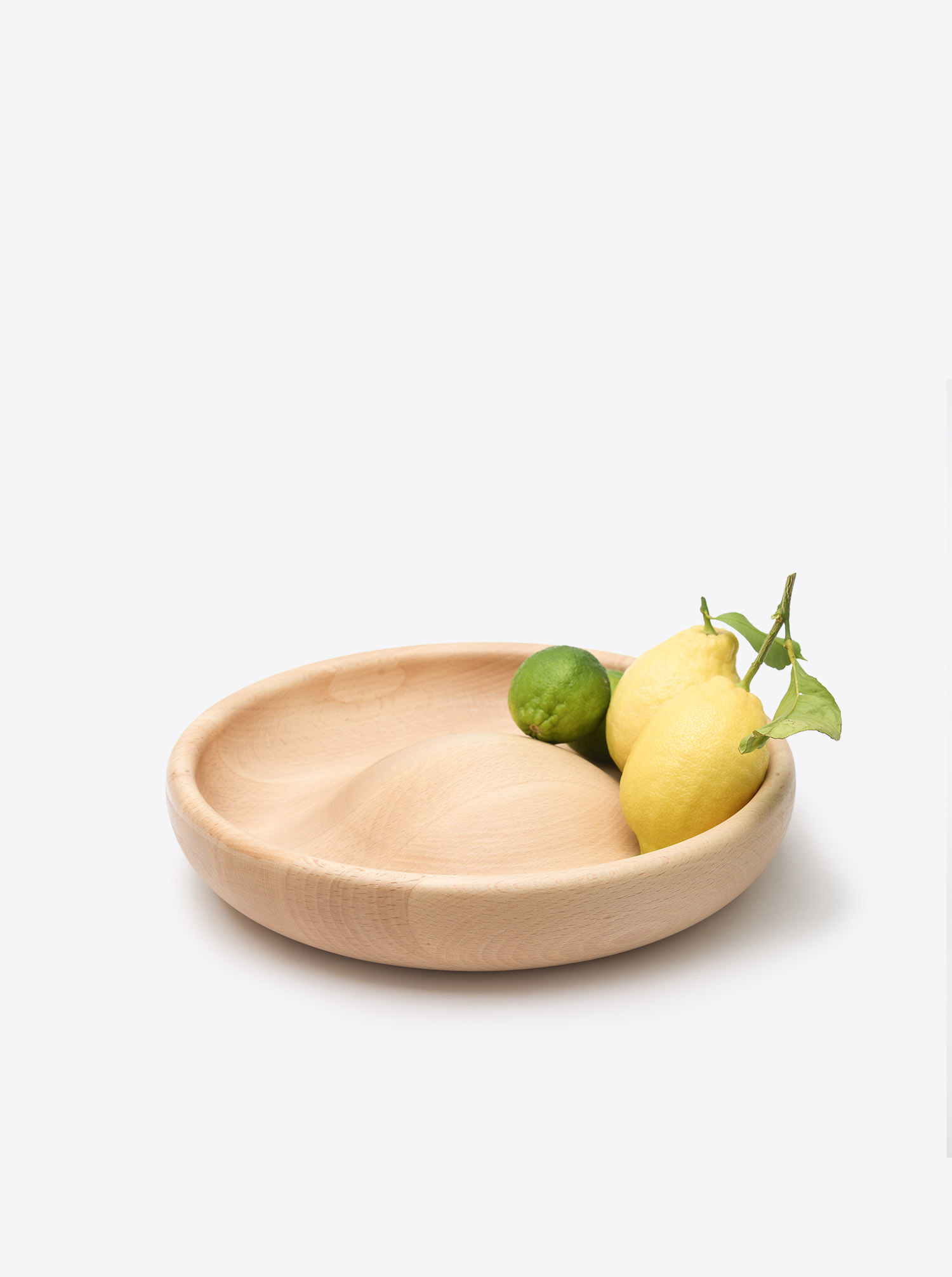 Wooden Bowl Soft Bowl beechwood