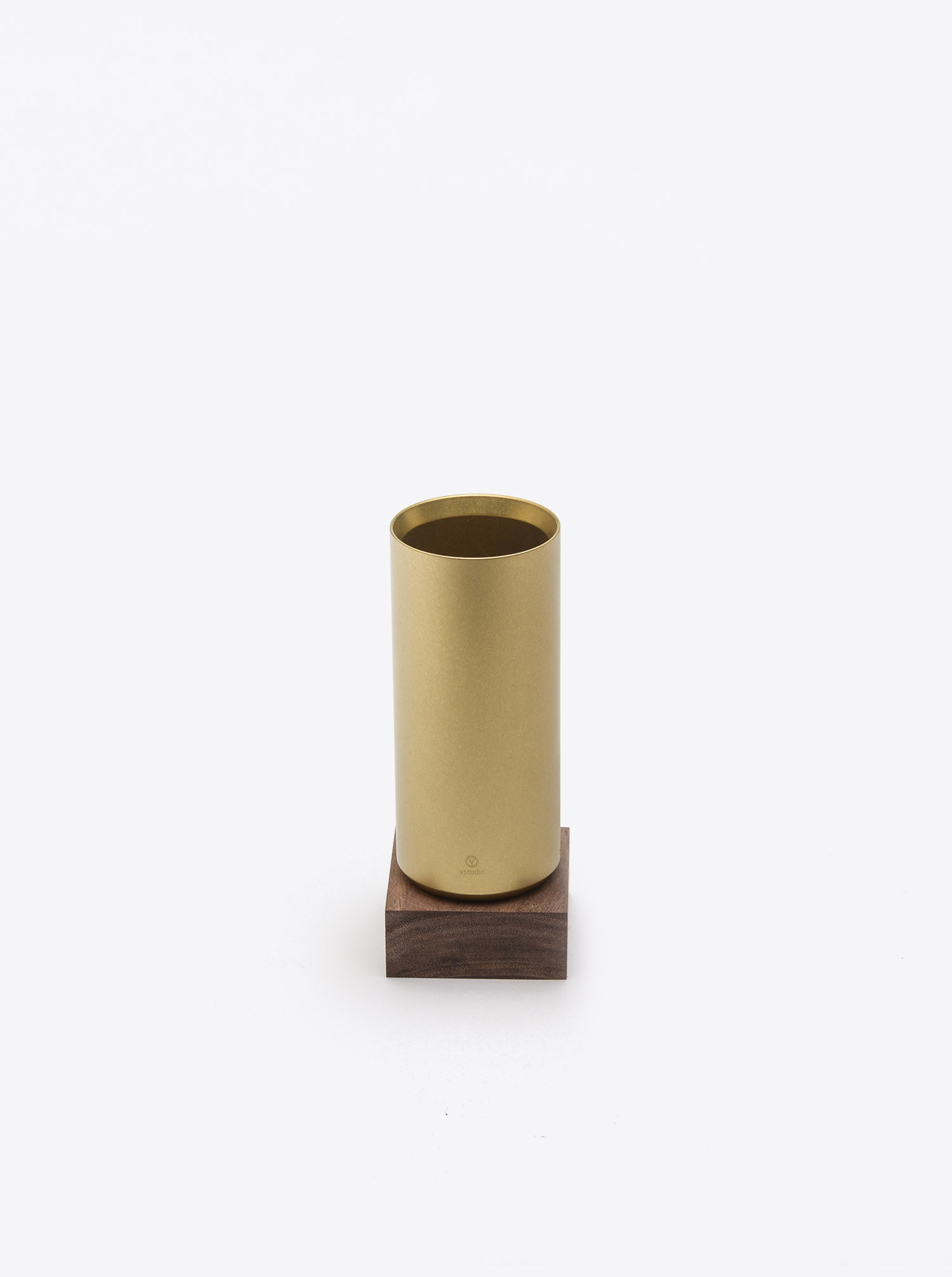 Pen Container Brass