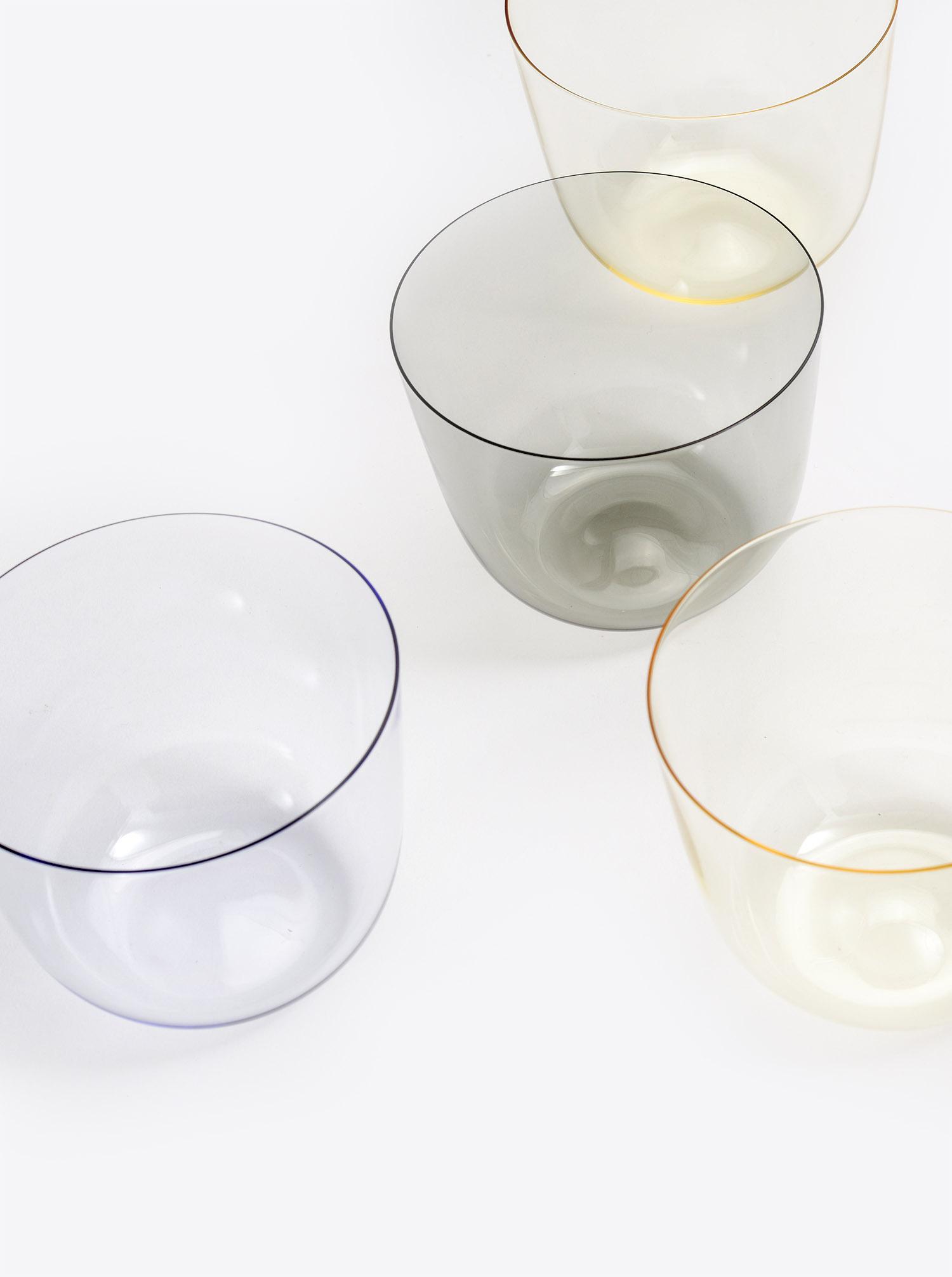 """Water Cup """"Alpha"""" light blue"""