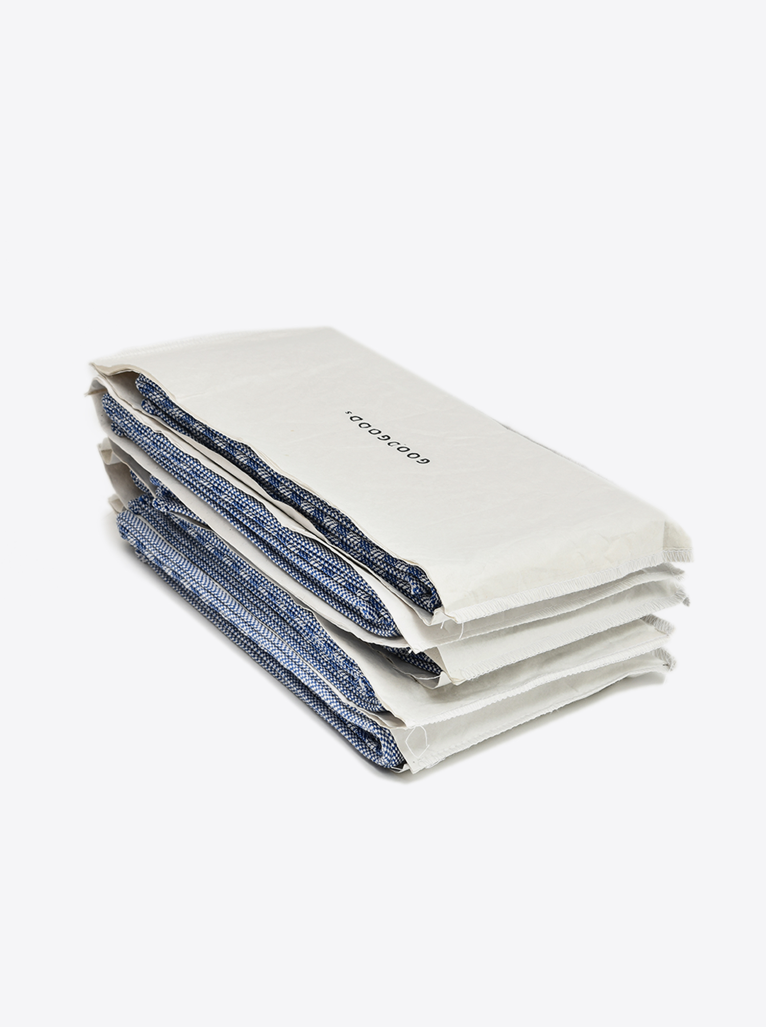 """Tea Towel or Guest Towel """"Dry"""" blue"""