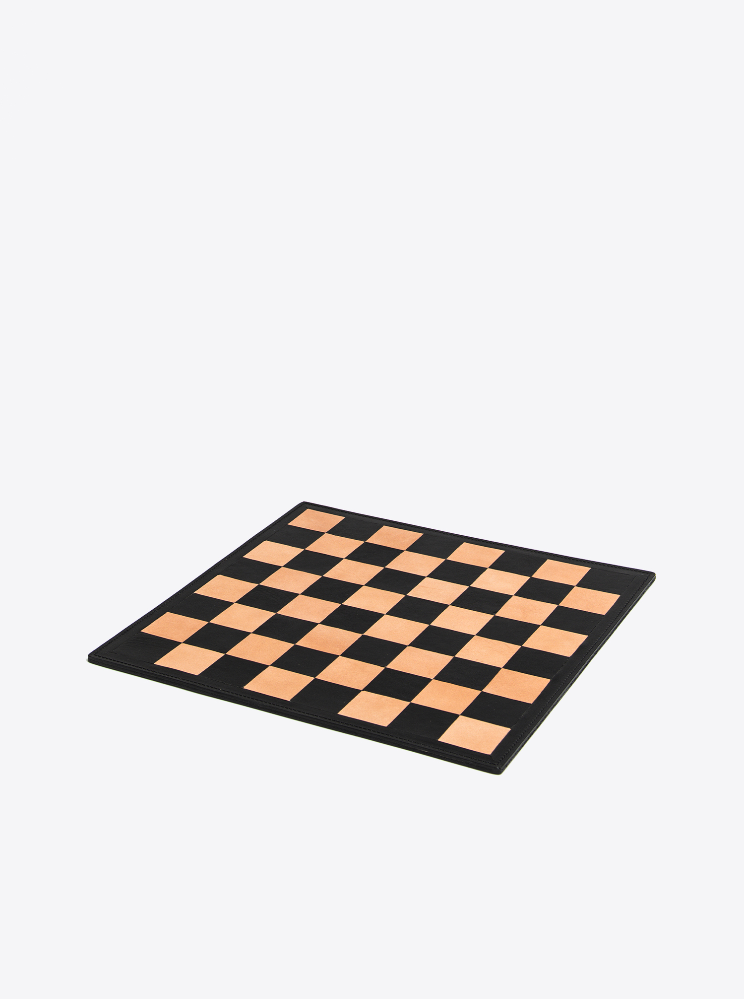 Chess Figures Cast Iron Enamel