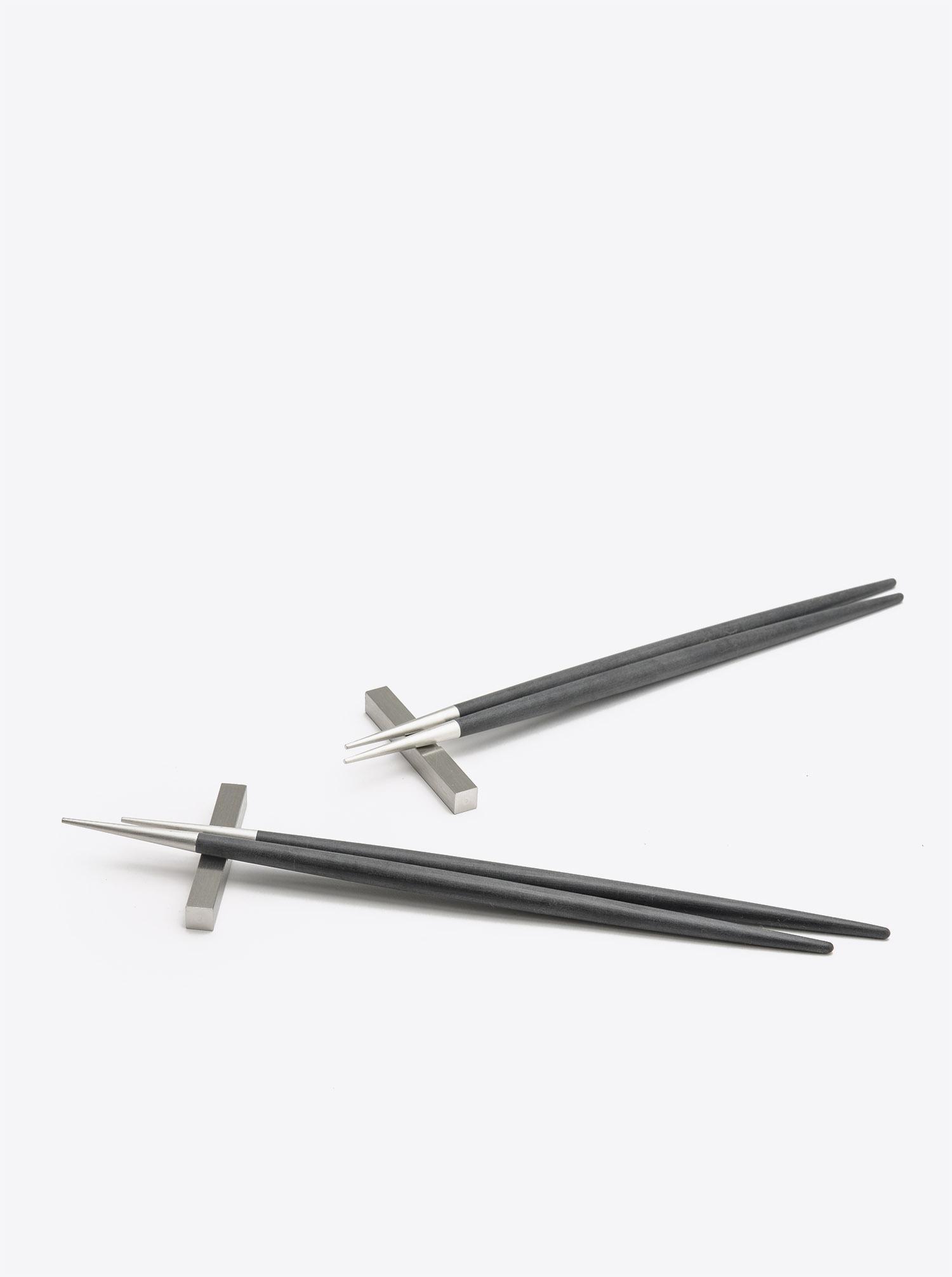 "Chopstick Set ""Goa"" Inox"