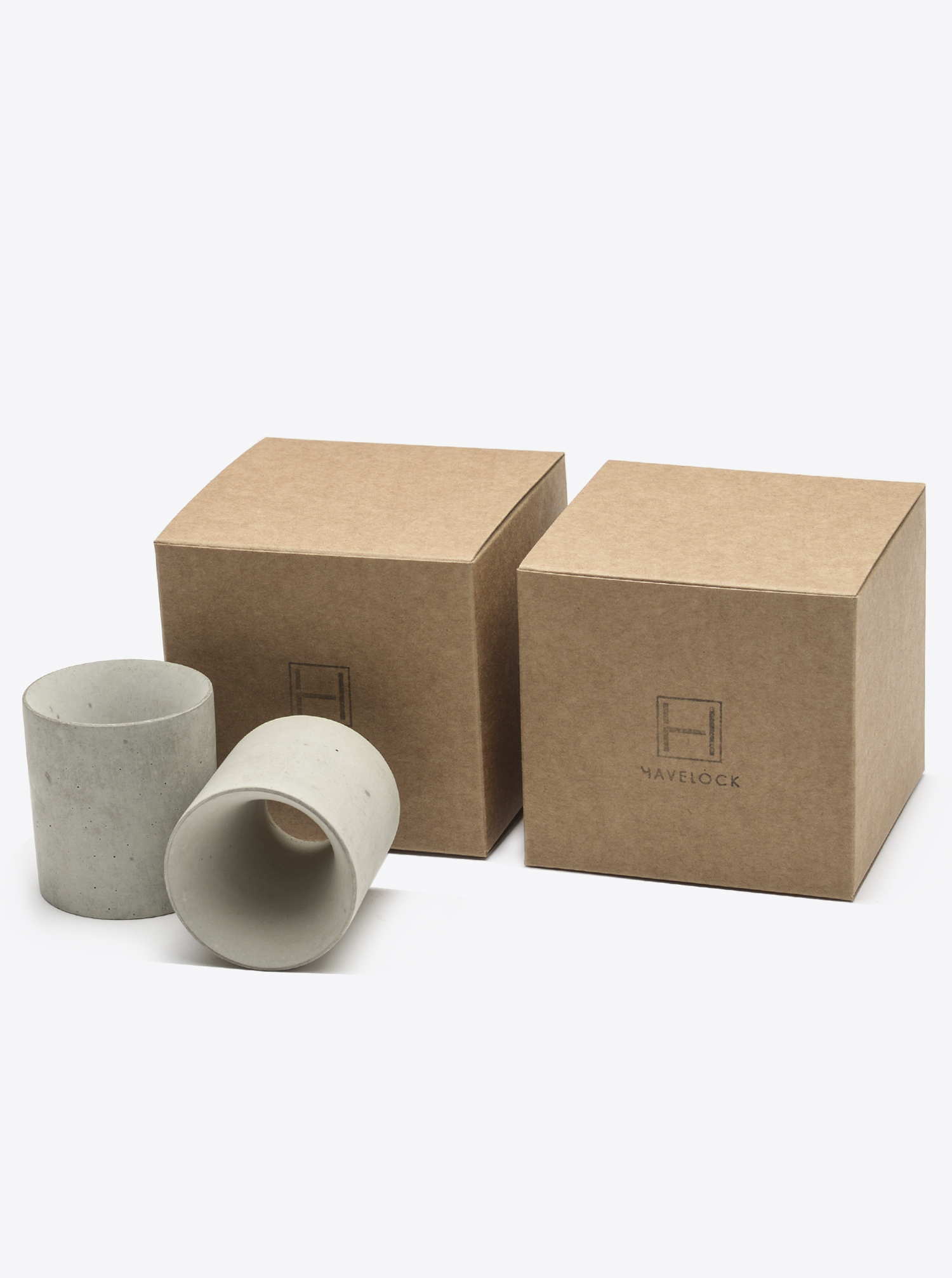 Egg Cup Concrete