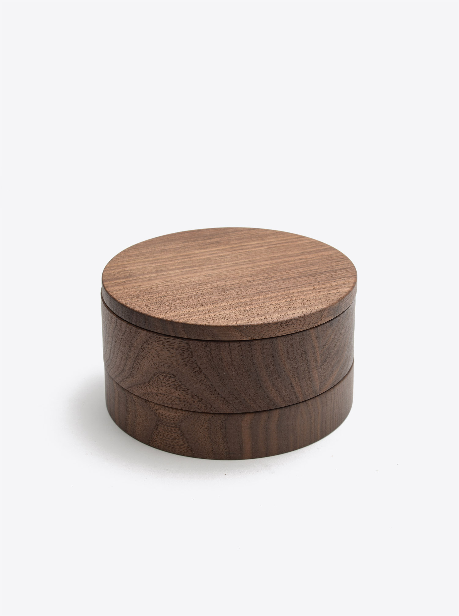 "Container ""bOx"" Walnut"
