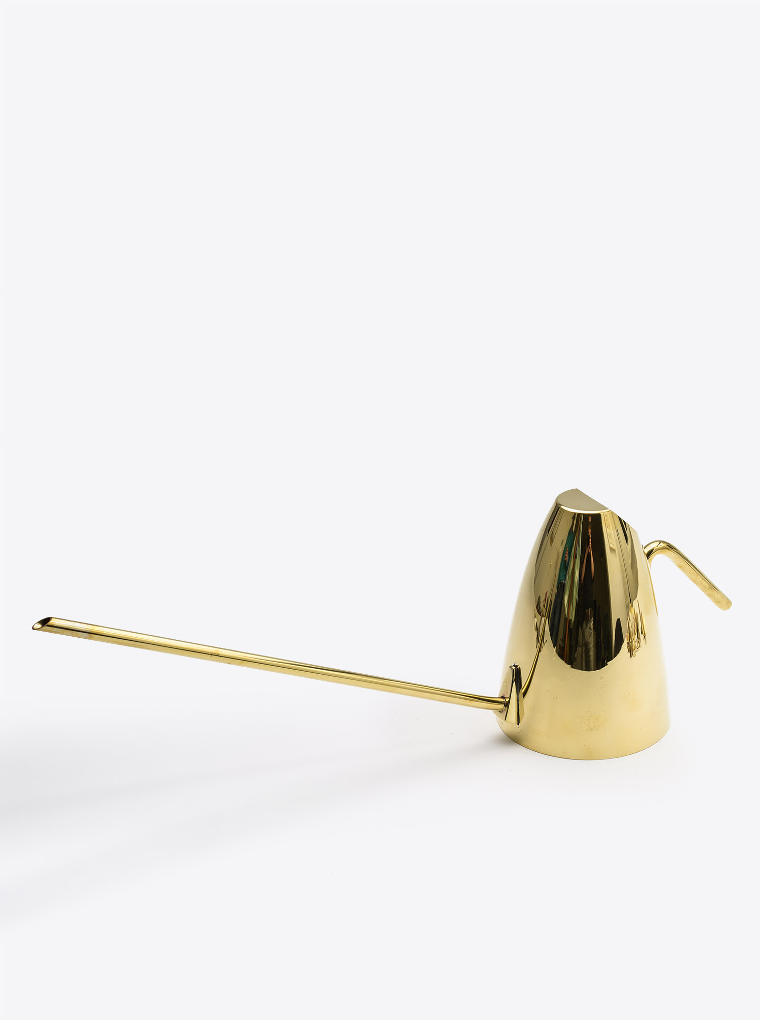 Watering Can Brass polished